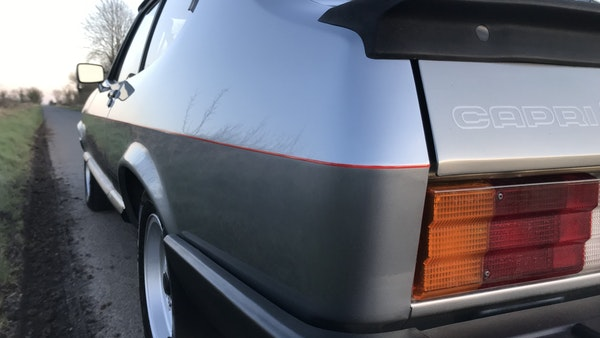 1985 Ford Capri Laser 2.0 For Sale (picture 10 of 93)