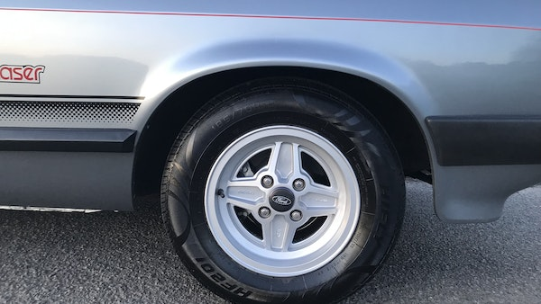 1985 Ford Capri Laser 2.0 For Sale (picture 20 of 93)