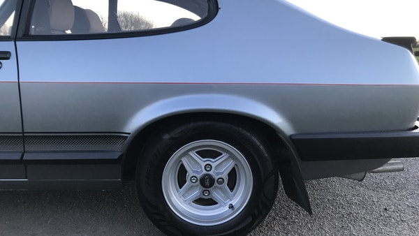 1985 Ford Capri Laser 2.0 For Sale (picture 23 of 93)