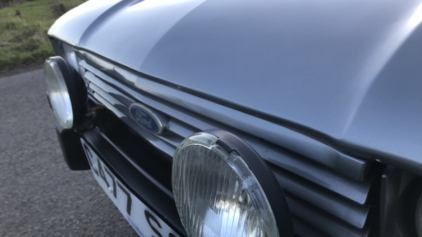 1985 Ford Capri Laser 2.0 For Sale (picture 60 of 93)