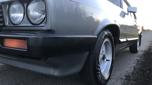 1985 Ford Capri Laser 2.0 For Sale (picture 13 of 93)