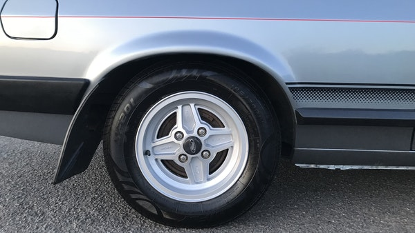 1985 Ford Capri Laser 2.0 For Sale (picture 21 of 93)