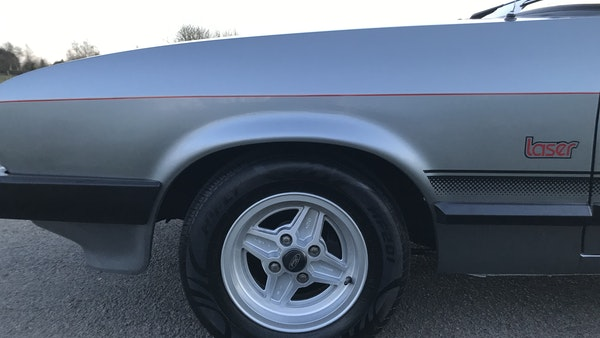 1985 Ford Capri Laser 2.0 For Sale (picture 22 of 93)