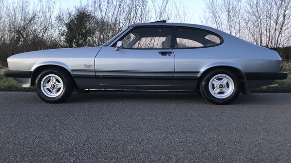 1985 Ford Capri Laser 2.0 For Sale (picture 18 of 93)