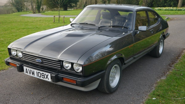 RESERVE LOWERED - 1981 Ford Capri 2.8 injection For Sale (picture 5 of 144)