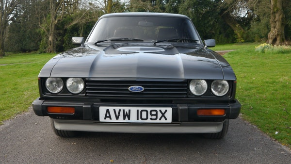 RESERVE LOWERED - 1981 Ford Capri 2.8 injection For Sale (picture 4 of 144)