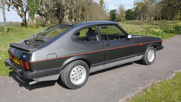 RESERVE LOWERED - 1981 Ford Capri 2.8 injection For Sale (picture 18 of 144)