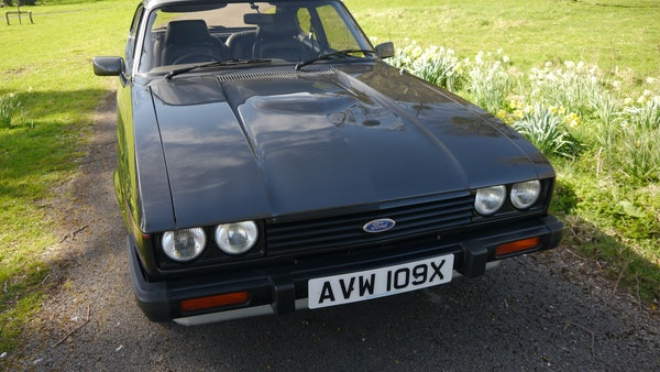RESERVE LOWERED - 1981 Ford Capri 2.8 injection For Sale (picture 109 of 144)