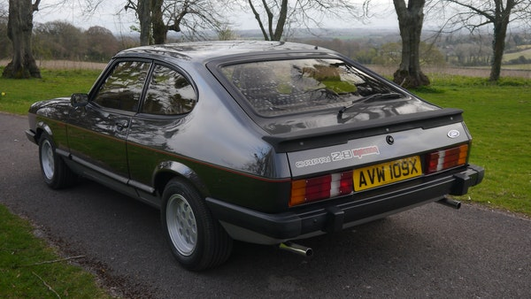 RESERVE LOWERED - 1981 Ford Capri 2.8 injection For Sale (picture 10 of 144)