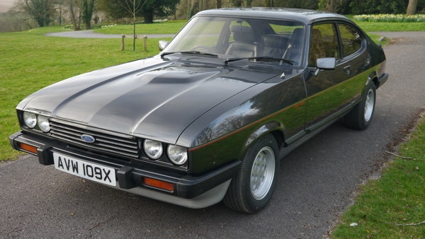 RESERVE LOWERED - 1981 Ford Capri 2.8 injection For Sale (picture 6 of 144)