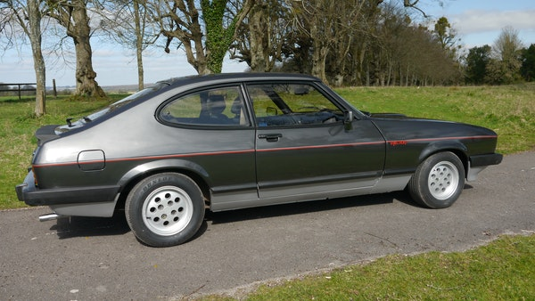 RESERVE LOWERED - 1981 Ford Capri 2.8 injection For Sale (picture 105 of 144)