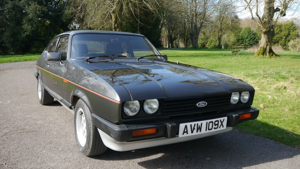 RESERVE LOWERED - 1981 Ford Capri 2.8 injection For Sale (picture 17 of 144)