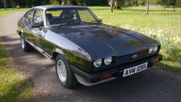 RESERVE LOWERED - 1981 Ford Capri 2.8 injection For Sale (picture 110 of 144)