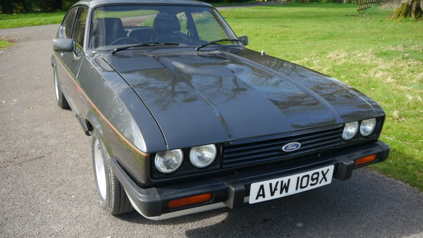 RESERVE LOWERED - 1981 Ford Capri 2.8 injection For Sale (picture 107 of 144)
