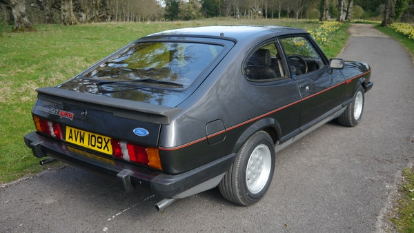 RESERVE LOWERED - 1981 Ford Capri 2.8 injection For Sale (picture 100 of 144)