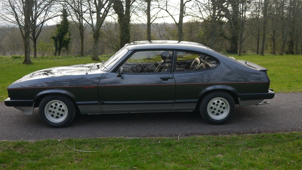 RESERVE LOWERED - 1981 Ford Capri 2.8 injection For Sale (picture 8 of 144)