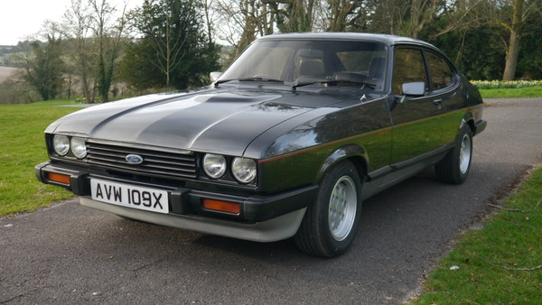 RESERVE LOWERED - 1981 Ford Capri 2.8 injection For Sale (picture 7 of 144)