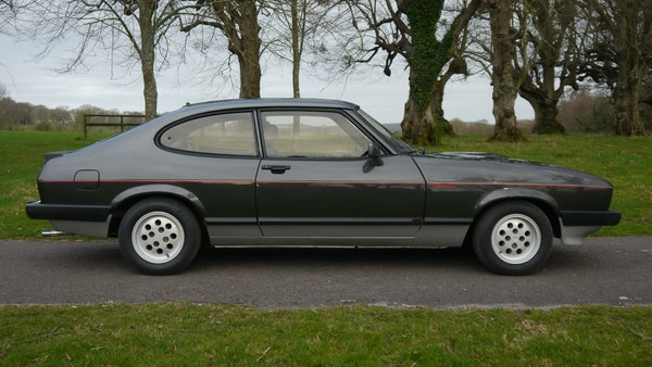 RESERVE LOWERED - 1981 Ford Capri 2.8 injection For Sale (picture 15 of 144)