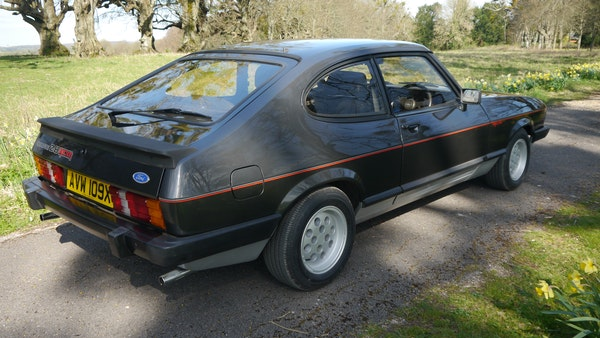 RESERVE LOWERED - 1981 Ford Capri 2.8 injection For Sale (picture 112 of 144)