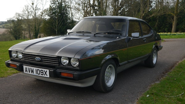 RESERVE LOWERED - 1981 Ford Capri 2.8 injection For Sale (picture 3 of 144)