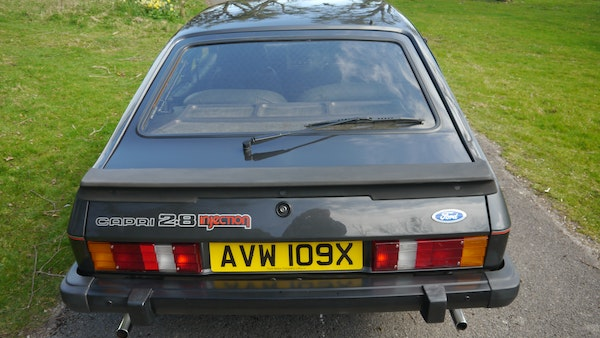 RESERVE LOWERED - 1981 Ford Capri 2.8 injection For Sale (picture 101 of 144)