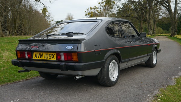 RESERVE LOWERED - 1981 Ford Capri 2.8 injection For Sale (picture 13 of 144)