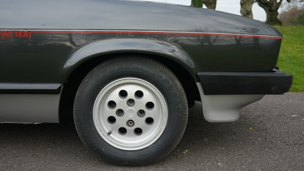 RESERVE LOWERED - 1981 Ford Capri 2.8 injection For Sale (picture 22 of 144)