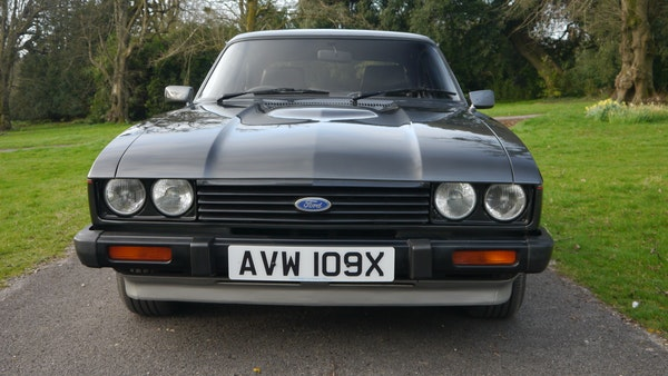 RESERVE LOWERED - 1981 Ford Capri 2.8 injection For Sale (picture 1 of 144)