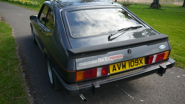 RESERVE LOWERED - 1981 Ford Capri 2.8 injection For Sale (picture 102 of 144)