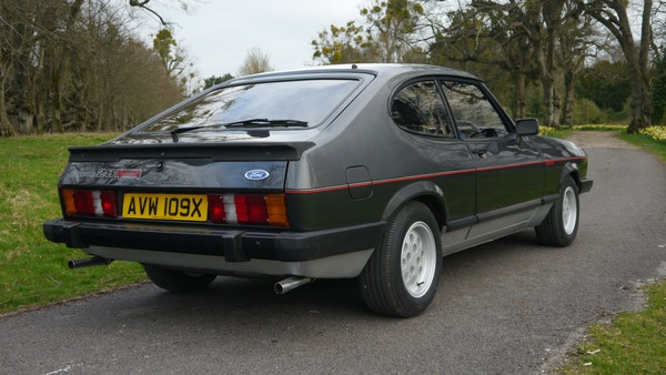RESERVE LOWERED - 1981 Ford Capri 2.8 injection For Sale (picture 14 of 144)