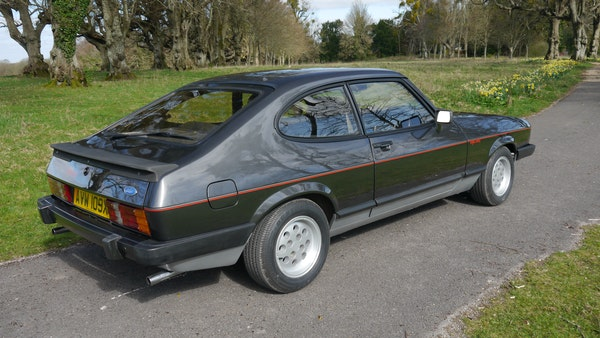 RESERVE LOWERED - 1981 Ford Capri 2.8 injection For Sale (picture 99 of 144)