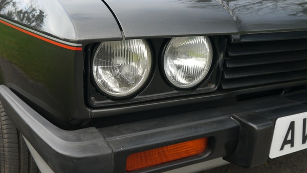 RESERVE LOWERED - 1981 Ford Capri 2.8 injection For Sale (picture 44 of 144)