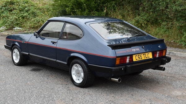 1985 Ford Capri 2.8 Injection Special For Sale (picture 12 of 84)