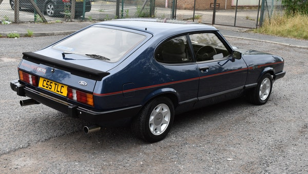 1985 Ford Capri 2.8 Injection Special For Sale (picture 16 of 84)