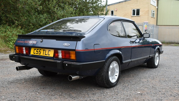 1985 Ford Capri 2.8 Injection Special For Sale (picture 10 of 84)