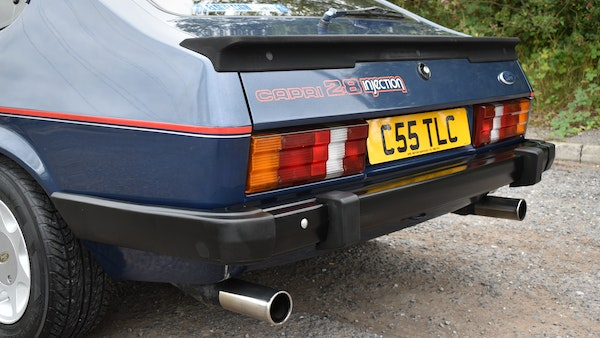 1985 Ford Capri 2.8 Injection Special For Sale (picture 23 of 84)