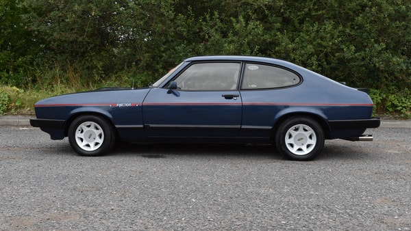 1985 Ford Capri 2.8 Injection Special For Sale (picture 8 of 84)