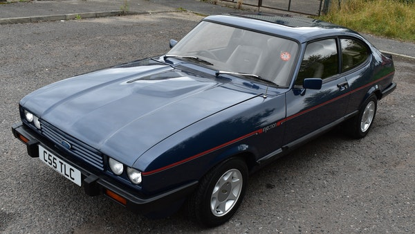 1985 Ford Capri 2.8 Injection Special For Sale (picture 3 of 84)