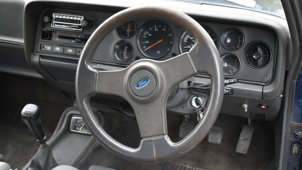 1985 Ford Capri 2.8 Injection Special For Sale (picture 46 of 84)