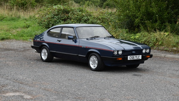 1985 Ford Capri 2.8 Injection Special For Sale (picture 5 of 84)
