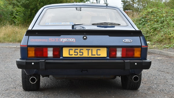 1985 Ford Capri 2.8 Injection Special For Sale (picture 13 of 84)