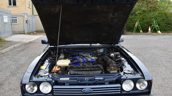1985 Ford Capri 2.8 Injection Special For Sale (picture 61 of 84)
