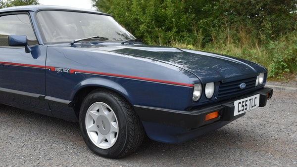 1985 Ford Capri 2.8 Injection Special For Sale (picture 19 of 84)