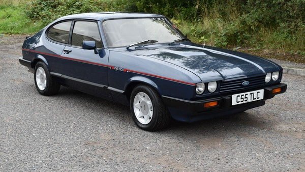 1985 Ford Capri 2.8 Injection Special For Sale (picture 4 of 84)