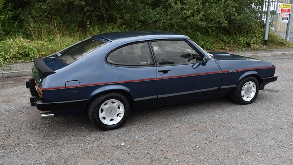 1985 Ford Capri 2.8 Injection Special For Sale (picture 9 of 84)