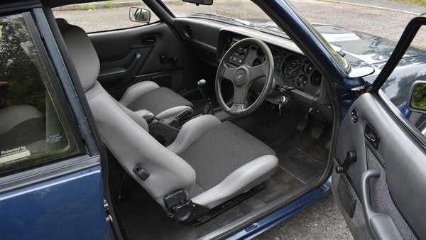 1985 Ford Capri 2.8 Injection Special For Sale (picture 39 of 84)
