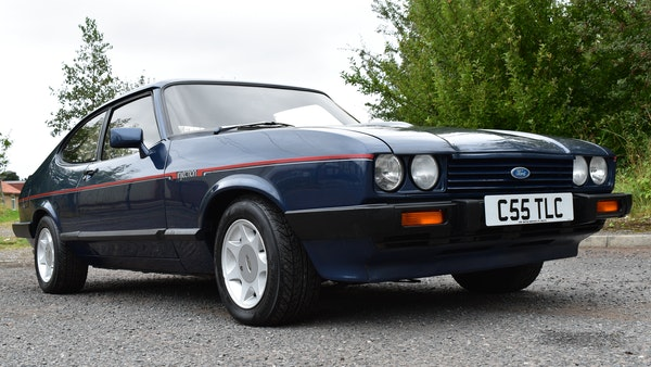 1985 Ford Capri 2.8 Injection Special For Sale (picture 17 of 84)