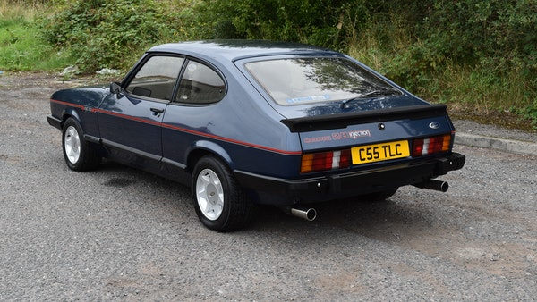 1985 Ford Capri 2.8 Injection Special For Sale (picture 15 of 84)