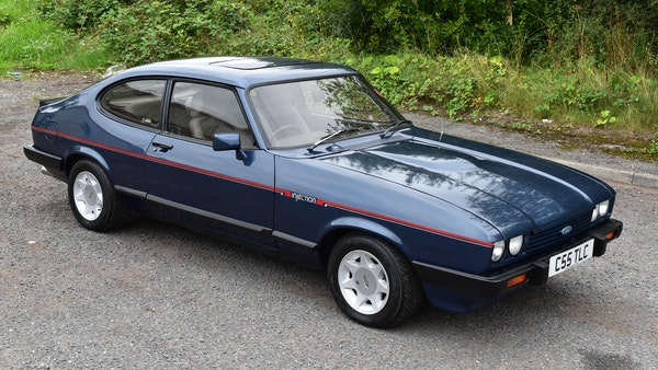 1985 Ford Capri 2.8 Injection Special For Sale (picture 1 of 84)