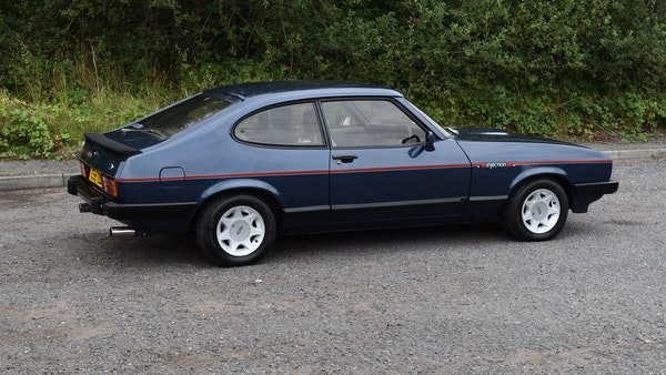 1985 Ford Capri 2.8 Injection Special For Sale (picture 21 of 84)